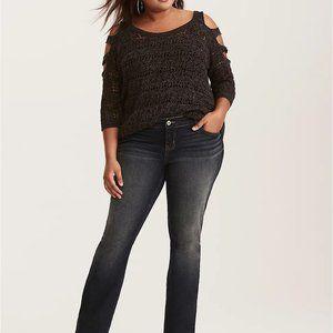Torrid Barely Boot Jeans - Dark Wash - EUC - 14